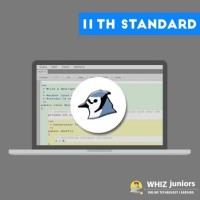 WhizJuniors BLUEJ Java-11th Std eLearning For Kids Age 6 -18 - 1 Year Subscription - ( Voucher ) Higher Education(Voucher)