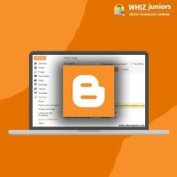 WhizJuniors Blogger eLearning For Kids Age 6 -18 - 1 Year Subscription - ( Voucher ) Vocational & Personal Development(Voucher)