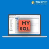 WhizJuniors MySQL eLearning For Kids Age 6 -18 - 1 Year Subscription - ( Voucher ) Vocational & Personal Development(Voucher)