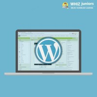 WhizJuniors Blog with Wordpress eLearning For Kids Age 6 -18 - 1 Year Subscription - ( Voucher ) Vocational & Personal Development(Voucher)