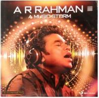 A R Rahman - A Musical Storm - Hindi Vinyl Record Vinyl Collector's Edition(Hindi - A R Rahman, Shreya Ghoshal, Udit Narayan)