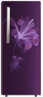 Panasonic 202 L Direct Cool Single Door 3 Star Refrigerator(PURPLE, NR-AC21SVX1)