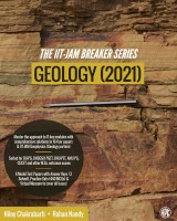 The IIT-JAM Breaker Series: Geology (2021)(Paperback, Niloy Chakrabarti, Rohan Nandy)