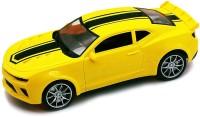 Kashti New Toy Chehar Enterprise 2in1 Converting Transformer Robot Car Toy for Kids (Yellow) (colour may be vari) (Yellow)