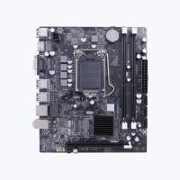 ZEBRONICS ZEB-H55 Motherboard(Black)