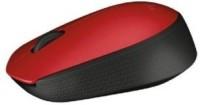Logitech Finger Ring Wearable Mouse(RED)