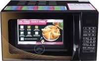 Godrej 20 L Convection & Grill Microwave Oven(GME 720 CF2 QZ, Gold, Black)