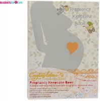 Babies Bloom Book - Sweet Dream Pregnancy Keepsake(Multi-Color)