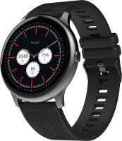 NoiseFit Evolve Smartwatch(Black Strap, Regular)
