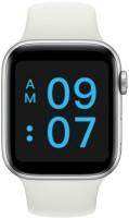 VIKYUVI Vikfit Style Full Touch Control Smartwatch(White Strap, Regular)