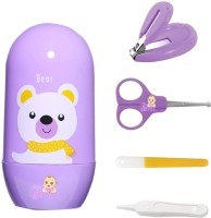 Mukky Baby Nail Clipper Safety Cutter Toddler Infant Scissor Manicure care
