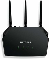 NETGEAR R6850 AC2000 Dual Band Gigabit Wall Mount Router (Black) 2000 Mbps Router(Black, Dual Band)