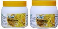 Nice Nature Combo of Haldi chandan scrub and massage cream Scrub(900 g)