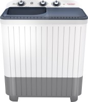 Thomson 6.5 kg 5 Star Rating, Smart Pro Wash Technology Semi Automatic Top Load White, Grey(SA96500)