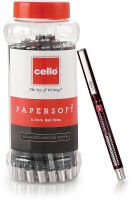 Cello Papersoft Ball Pen(Pack of 25)