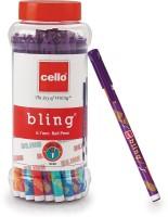 Cello Bling Techno Ball Pen(Pack of 25)
