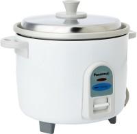 Panasonic SR-WA10E Electric Rice Cooker(1 L, White)