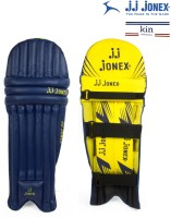JJ Jonex Cricket Leg guard specially Blue design with extra protection @ Kin Store Large Men's (44 - 48 cm) Wicket Keeping Pad(Blue, Above 25 Years)