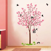 Decal O Decal Large Wall Sticker(Pack of 1)