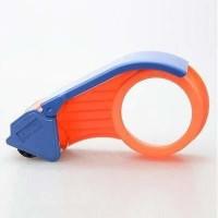 jiyan fashion NA handheld TAPE DISPENSER (Manual)(Blue, Orange)