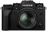 FUJIFILM X Series X-T4 Mirrorless Camera Body with XF 18-55mm Lens(Black)