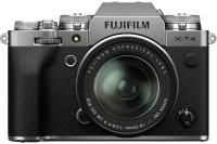 FUJIFILM X Series X-T4 Mirrorless Camera Body with XF 18-55mm Lens(Silver)
