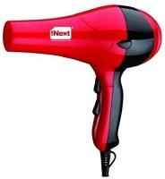 Inext IN 037 Hair Dryer (Red Black) Hair Dryer(1600 W, Red, Black)