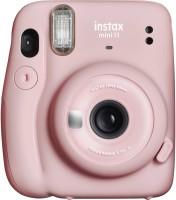 FUJIFILM Instax Mini 11 with Rainbow Instant Camera(Pink)