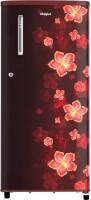 View Whirlpool 190 L Direct Cool Single Door 3 Star (2020) Refrigerator(Wine Twinkle, WDE 205 CLS PLUS 3S WINE TWINKLE) Price Online(Whirlpool)