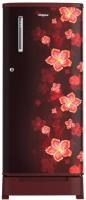 View Whirlpool 190 L Direct Cool Single Door 3 Star (2020) Refrigerator(Wine Twinkle, WDE 205 ROY 3S WINE TWINKLE) Price Online(Whirlpool)