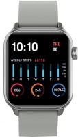 GIONEE GSW5 Thermo Smartwatch(Grey Strap, Regular)