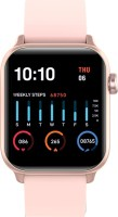 GIONEE GSW5 Thermo Smartwatch(Pink Strap, Regular)