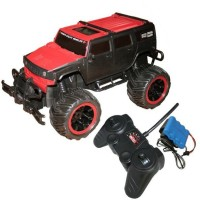 Saleonindia Mad cross Country Racing Car Toy for Kids (Red, Black)