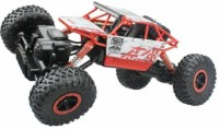 ROSE Radio Control 4WD Rally Rock Crawler Monster Truck - Red (Red) (Red)