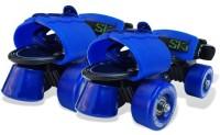 Adrenex by Flipkart Drift 100BU Quad Roller Skates - Size 1-7 UK(Blue)