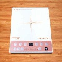 Morphy Richards 820019 Induction Cooktop(White, Push Button)