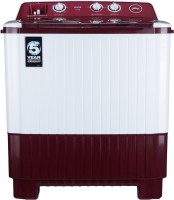 Godrej 7 kg Semi Automatic Top Load White, Maroon(WSAXIS 70 5.0 SN2 T BR)