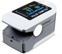 Perfecxa VHS-0050 Pulse Oximeter(WHITE AND GRAY)
