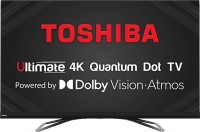 Toshiba U80 Series 164cm (65 inch) Ultra HD (4K) LED Smart TV  with Dolby Vision & ATMOS(65U8080)