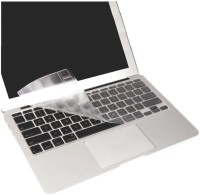 View Neopack 24CLMP Laptop Keyboard Skin(Clear) Laptop Accessories Price Online(Neopack)