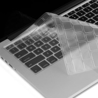 View iAccy KBD001 Laptop Keyboard Skin(Transparent) Laptop Accessories Price Online(iAccy)