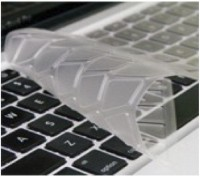 View iAccy KBD003 Laptop Keyboard Skin(Transparent) Laptop Accessories Price Online(iAccy)