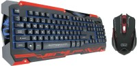 Dragon War X Q2 Gaming Keyboard and Mouse Combo Wired USB Gaming Keyboard(Black)