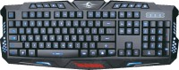 MARVO Scorpion Dark Night Black Light Wired Gaming Keyboard Wired USB Gaming Keyboard(Black)