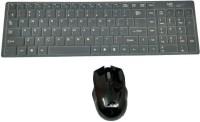 View AVB Ad 515 Standard Keeboard Wireless Laptop Keyboard(Black) Laptop Accessories Price Online(AVB)