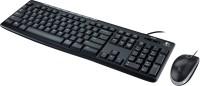 Logitech MK200 Wired USB Laptop Keyboard