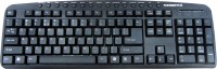 Amkette Multimedia RX3 Wired USB Laptop Keyboard(Black)