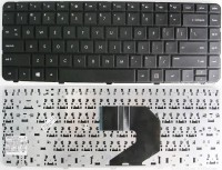 HP HP PAVILION G6-1200TX, G6-1201AU Laptop Keyboard Replacement Key Internal Laptop Keyboard(Black)