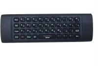 Shrih SHR-9236 2.4GHz Air Mouse Wireless Laptop Keyboard(Black)
