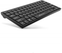 ZEBRONICS ZEB-K07 Wired USB Multi-device Keyboard(Black)